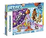 Clementoni - 27964.7 - Puzzle  - L'âge de glace - Les Lois de l'Univers -  104 Pièces