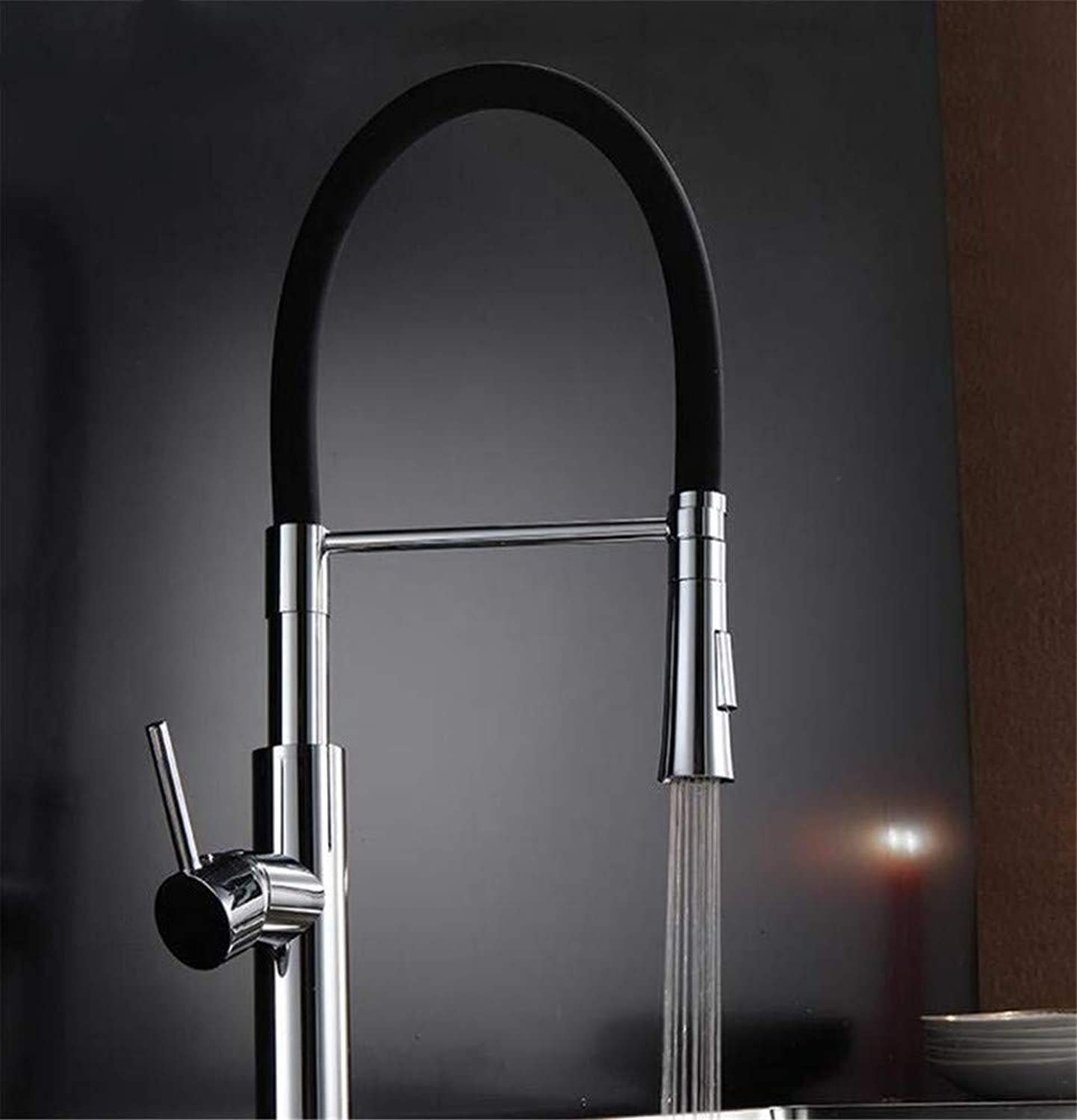 360° redating Faucet Retro Faucetkitchen Faucet Cold and Hot Water Mixer Tap Kitchen Sink Faucet