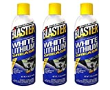 B'laster 16-LG High-Performance White Lithium Grease Pack of 3 (3)