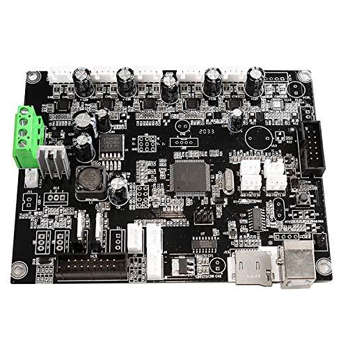 GIANTARM Scheda di Controllo Della Stampante 3D Geeetech A20 GT2560_V4.1B, Firmware Marlin, Chip Core ATMEGA2560, Supporto per Display LCD 2004/12864.