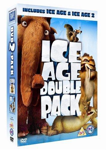 Ice Age & Ice Age 2: The Meltdown Double Pack [Edizione: Regno Unito]