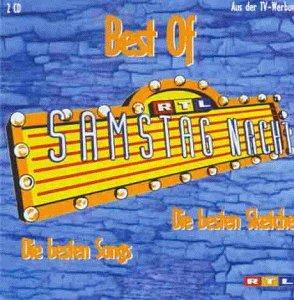 Best of RTL Samstag Nacht [DOPPEL-CD]
