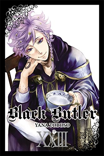 Black Butler, Vol. 23 [English]