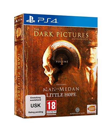 The Dark Pictures Anthology: Volume 1 - Limited Edition - [PlayStation 4]
