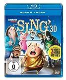 Sing (+ Blu-ray) [Blu-ray]