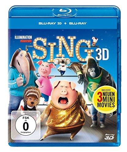 Sing [3D Blu-ray]