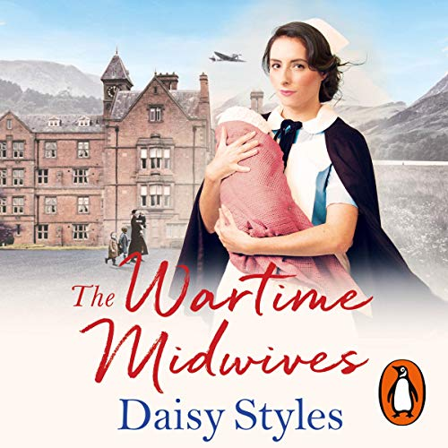 The Wartime Midwives cover art