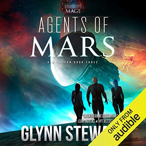 Agents of Mars: Red Falcon, Book 3