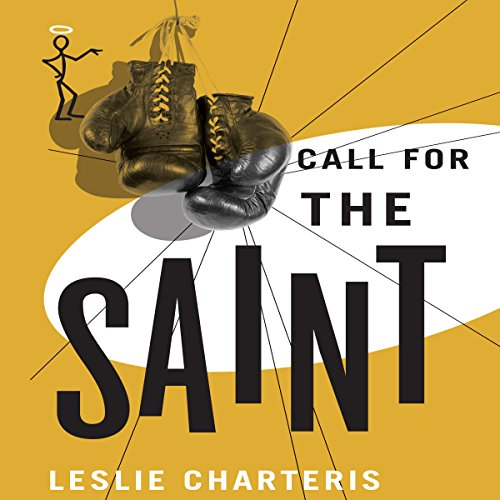 Call for the Saint audiobook cover art