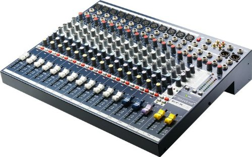 Soundcraft EFX 12-Kanal-Mixer