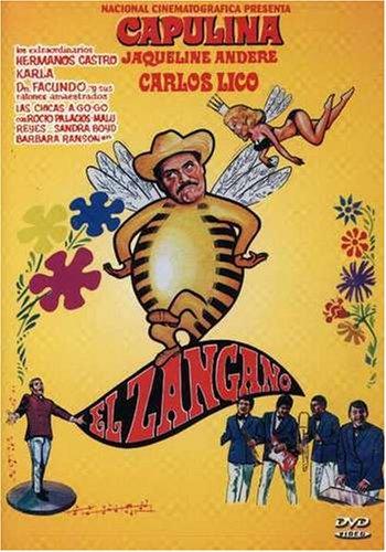 Zangano [Reino Unido] [DVD]
