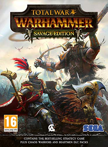 Total War: Warhammer Savage Edition - PC