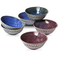 Set of 6 Zonesum Ice Cream Bowls