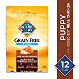 Nature's Recipe Grain Free Chicken, Sweet Potato & Pumpkin Recipe Dry...