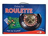 Noris Spiele 606104613 - Roulette, Set Deluxe