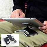 SP605:【スペックコンピュータ正規輸入品】iPad/iPad mini/Kindleなど場所を選ばずタブレットを楽しめる折りたたみ式スタンド「PadPivot(パッドピボッド) for iPad/iPad mini/tablet」[iPad iPadmini Kindle 3DSLL 3DS WiiU スタンド]