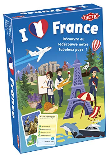 Tactic- I Love France, 56549