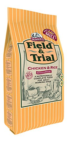 Skinners Hundefutter Chicken & Rice sensitive, 15 kg
