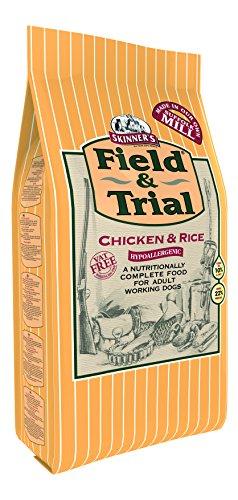 Skinners - Comida para Perros Field & Trial con Pollo y arroz