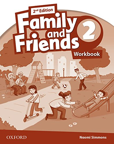 Family & Friends 2. Activity Book - 2ª Edición (Family & Friends Second Edition) - 9780194811224