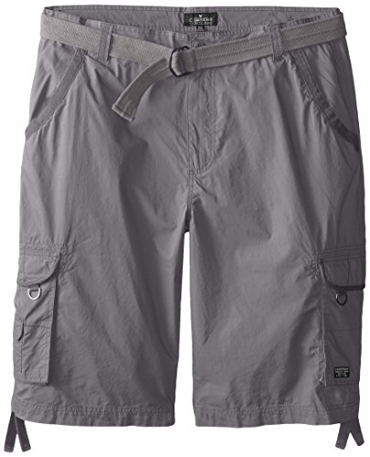 Company 81 Men's Big-Tall Special Ops Cargo Shorts, Sterling, 44