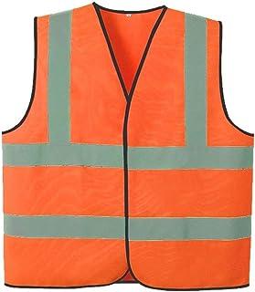 Equipamiento y maquinaria Portwest RT20 Hi-Vis Chaleco de seguridad larga Ropa de Trabajo GO/RT