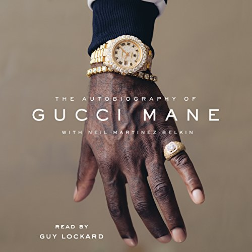 Couverture de The Autobiography of Gucci Mane