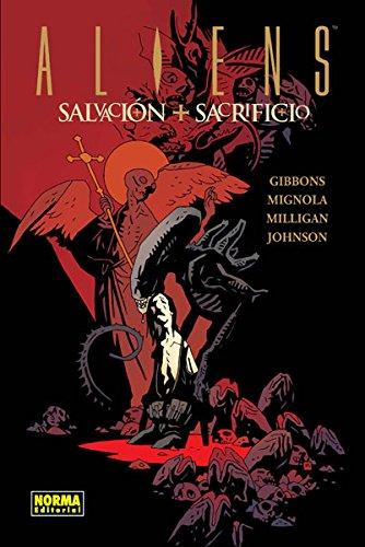 ALIENS. SALVACION + SACRIFICIO