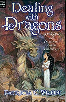 Paperback Dealing with Dragons Book