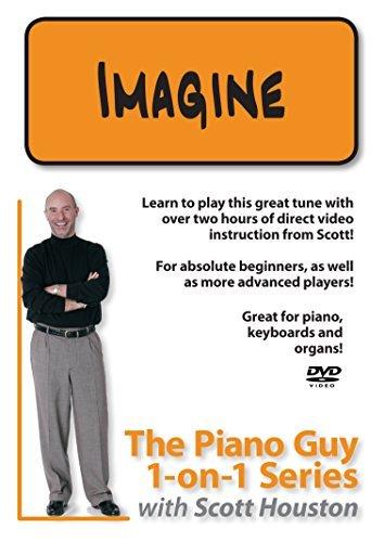 Piano Guy 1-on-1 Series: Imagine by Scott Houston
