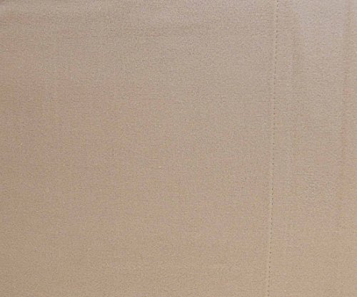 Cuddl Duds Heavyweight Queen Size Flannel Sheets (Tan) - 4 pc set (Fitted, Flat, & 2 x Standard Pillowcase)- Super Soft Flannel Sheet Set w/Deep Pockets. Many Sizes/Colors Available.