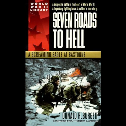 Seven Roads to Hell audiobook cover art