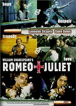 DVD William Shakespeare's Romeo and Juliet Book