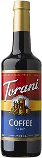 Torany Syrup, Coffee Flavor 750ml