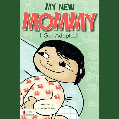 My New Mommy audiobook cover art