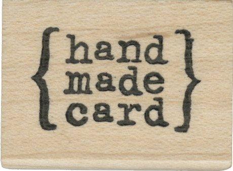 Tampon en caoutchouc - Handmade Card - Cats Life Press 716 B