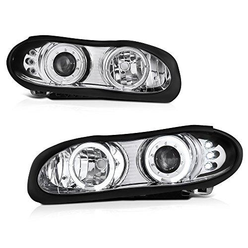 02 camaro headlights halo - 8