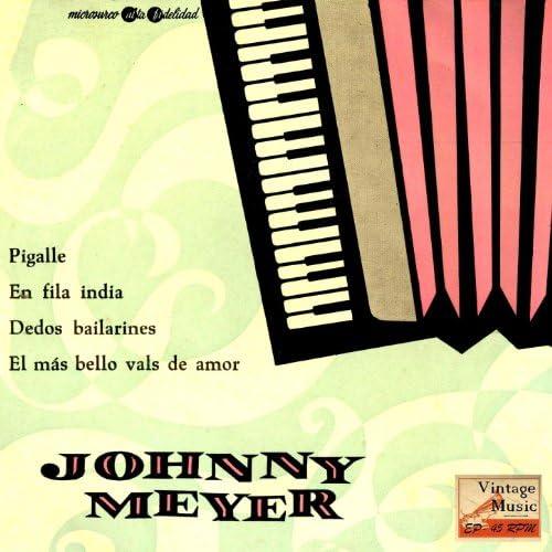 Johnny Meyer