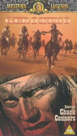 Geronimo [VHS]