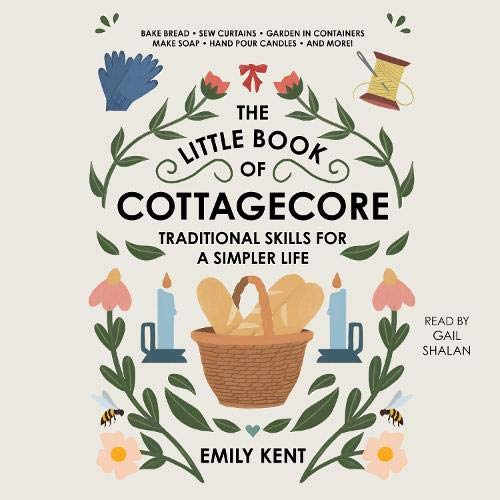 The Little Book of Cottagecore cover art