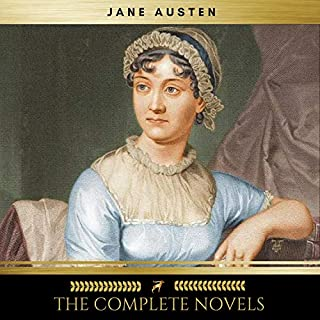 Jane Austen. The Complete Novels audiobook cover art