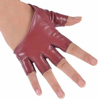 Froomer Women Half Finger Gloves Fingerless Mittens