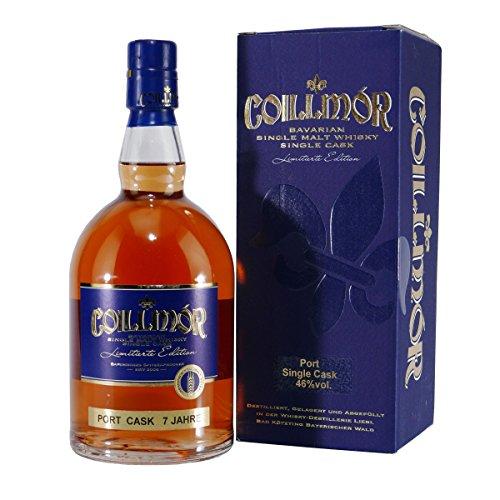 Coillmor Single Malt Whisky Single Cask Portwein 7 J