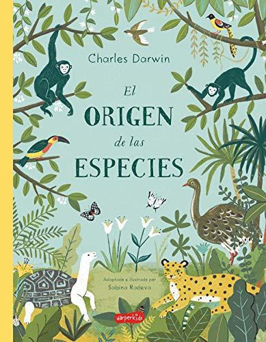 El origen de las especies de Charles Darwin.: 30 (HARPERKIDS)