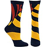Ozone Women's Frank Lloyd Wright Spiraling Ramps Sock