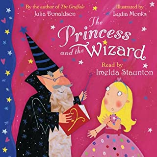 The Princess and the Wizard cover art