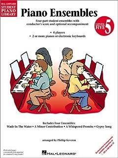 Piano Ensembles Level 5