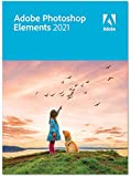 Adobe Photoshop Elements 2021 - Upgrade|Upgrade|1 Gerät|unbegrenzt|PC/MAC|Disc|Disc