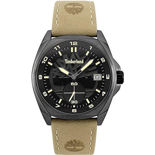 orologio solo tempo uomo Timberland Hutchington casual cod. TBL.15354JSU/02