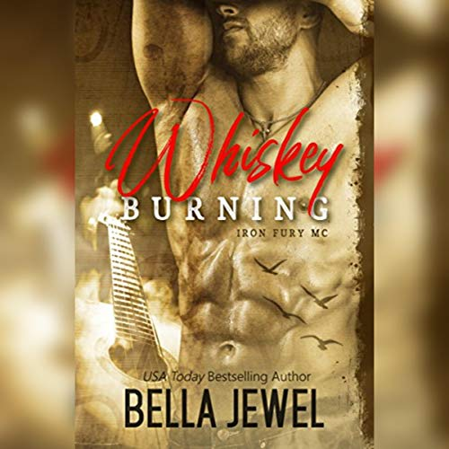 Whiskey Burning  By  cover art